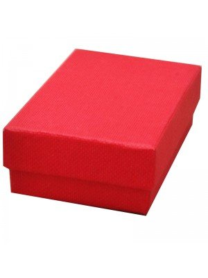 Rectangle Gift Box Red (8cm x 5cm x 2.5cm)