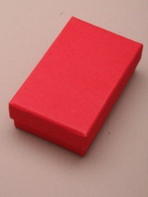 Gift Box Red (8.5cm x .5.5cm x 2.5cm)