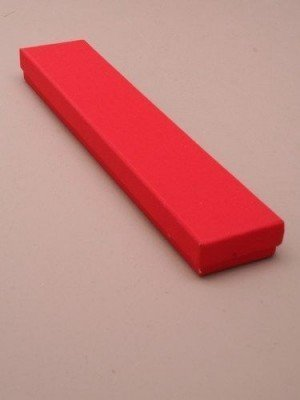 Wholesale Red Gift Box - 21x4x2cm
