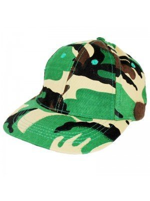 Children's Camouflage Baseball Hat