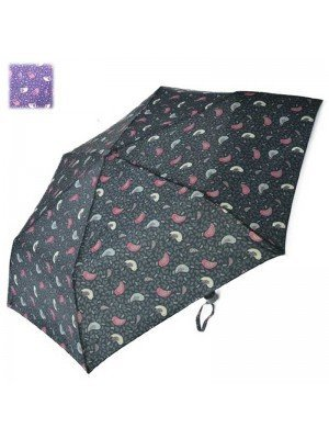 Wholesale Supermini Bird And Owl Design Umbrella - Assorted Designs