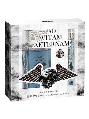 Wholesale Real Time Men's Gift Set - Ad Vitam Aeternam 100ml