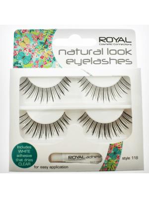 Royal Cosmetics False Eyelashes - 118