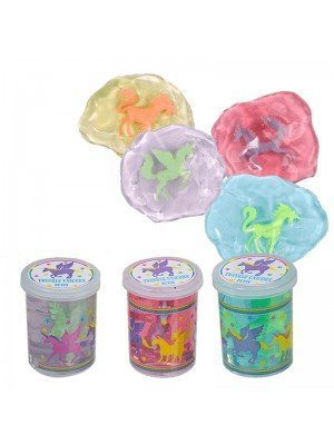 Wholesale Glitter Unicorn Putty