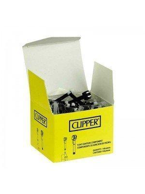Clipper Flint Ignition Component - 100 Pieces