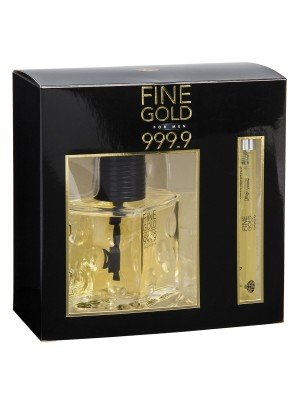 Wholesale Real Time Men's Gift Set - Fine Gold 999.9 100ml