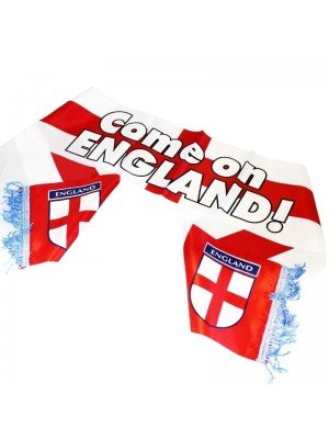 Wholesale England Supporters Scarf - Come On England!