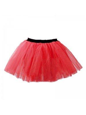 Red Tutus Skirt Children Size