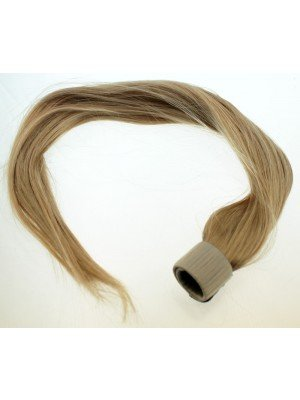 Synthetic Straight Hair Extensions (Blonde)