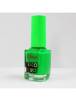 La Femme Disco Fluo Nail polish - Neon Green