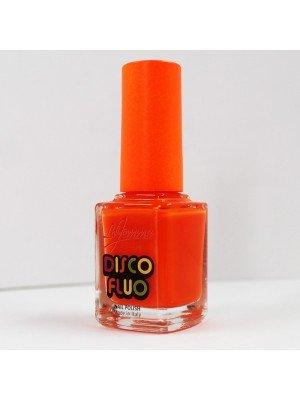 La Femme Disco Fluo Nail polish - Neon Orange