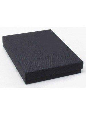 Wholesale 14x11x2.5cm Black gift box