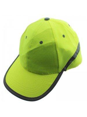 Hi-Vis Reflective Baseball Caps