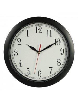 Backwards Plastic Wall Clock