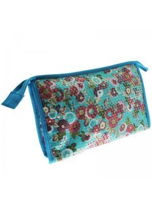 Royal Cosmetics Flower Design Cosmetics Bag - 33cm