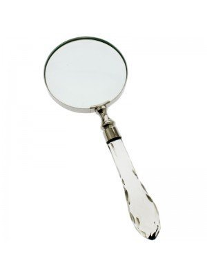 Clear Handle Magnifier - 26cm