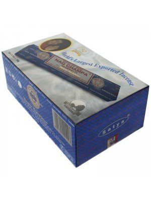 Sai Baba Satya Nag Champa Incense Sticks (15g)