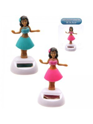 Solar Pals Hula Dancing Girl Assorted