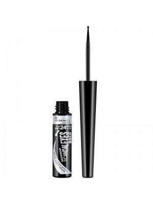 Rimmel Scandaleyes Bold Eyeliner - 2.5ml
