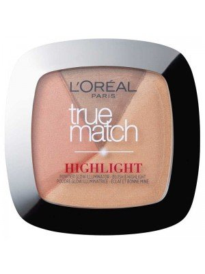 L'Oréal True Match Powder Glow Illuminating Highlighter