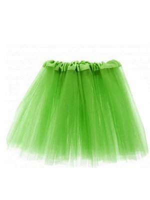 Wholesale Adult Neon Green Tutu Skirt