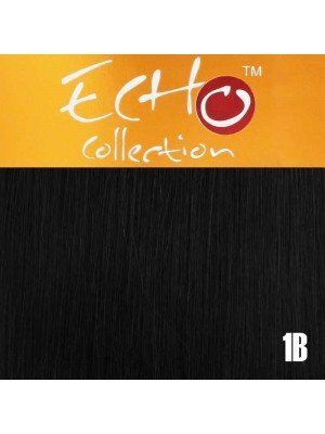 Wholesale Echo Human Hair Extensions - European Weave - Colour: 1B