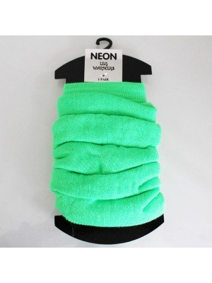 Legwarmers (Neon Green)