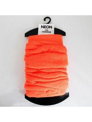 Legwarmers (Neon Orange)