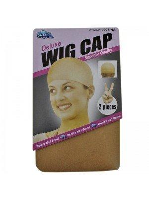 Stocking Wig Cap - Natural