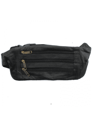 Leather Bum Bag (BB106)