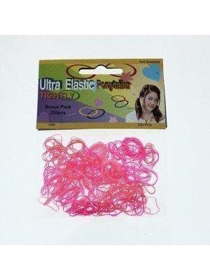 Braids Elastics - Pink Tones Assortment