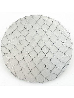 Fine Bun Net (Black)