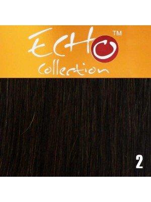 Wholesale Echo Human Hair Extensions - European Weave - Colour: 2