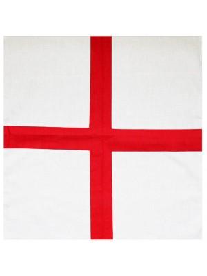 St George Flag Print Bandanas