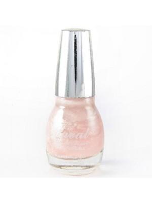 Laval Crystal Finish Nail Polish - Candy Pink