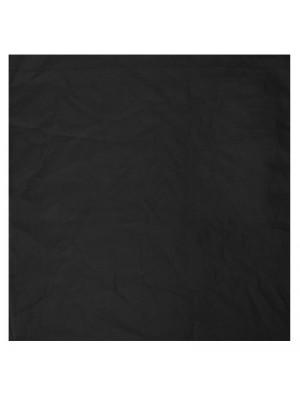 Plain Bandanas - Black