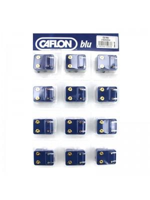 Caflon Blu Mini Gold Assorted Birthstone Studs