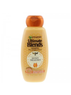 Wholesale Garnier Ultimate Blends Strength Restorer Shampoo - Honey Treasures