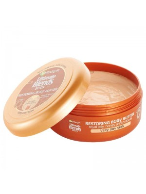 Garnier Ultimate Blends Restoring Body Butter - 200ml