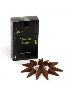 Stamford Incense Cones - Witches' Curse