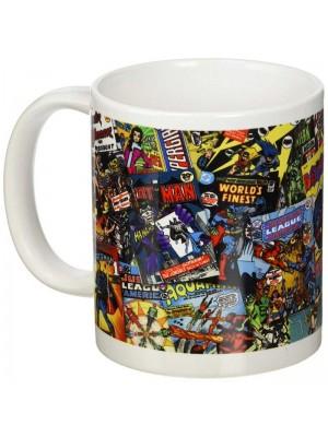 DC Comics Ceramic Mug