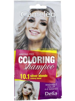 Wholesale Cameleo Colouring Shampoo - Silver Blonde (10.1)