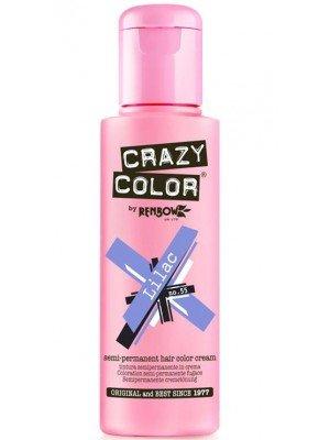 Crazy Color Semi-Permanent Hair Color - Lilac