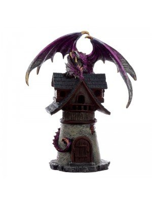 Dark Legends Village Protector Dragon Figurine
