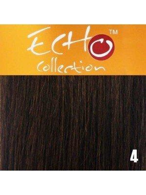 Wholesale Echo Human Hair Extensions - European Weave - Colour: 4