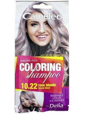 Wholesale Cameleo Colouring Shampoo - Rose Blonde (10.22)