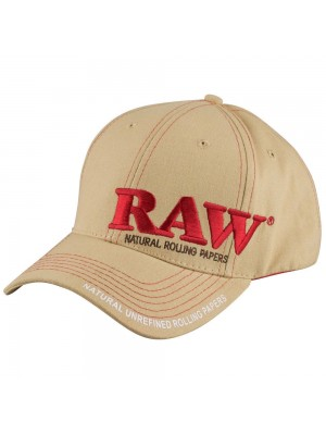 Raw Smokin Snapback Hat