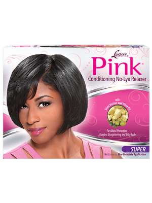 Wholesale Luster's Pink One Complete Application Conditioning No-Lye Relaxer System kit