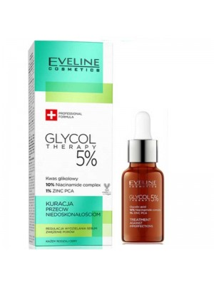 Wholesale Eveline Glycol Therapy Against Imperfections 5%-18ml