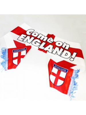 England Supporters Scarf - Come On England!